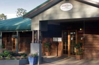 Hermitage Lodge - Accommodation Mooloolaba