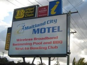 Maitland City Motel - Accommodation Mooloolaba