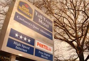 Best Western Tall Trees Motel - Accommodation Mooloolaba