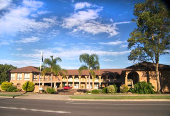 Cumberland Motor Inn - Accommodation Mooloolaba