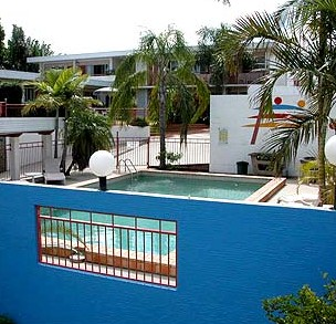 Caloundra Suncourt Motel - Accommodation Mooloolaba