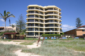 Spindrift On The Beach - Accommodation Mooloolaba