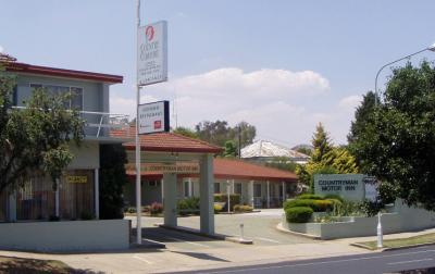 Country Comfort Cowra Countryman Motor Inn - Accommodation Mooloolaba
