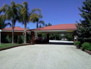Golden Chain Border Gateway Motel - Accommodation Mooloolaba