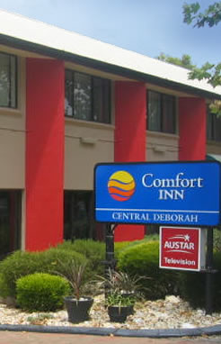 Comfort Inn Central Deborah - Accommodation Mooloolaba