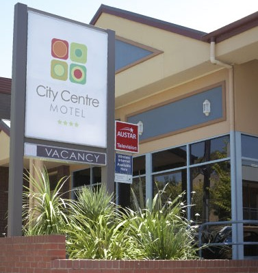 City Centre Motel - Accommodation Mooloolaba