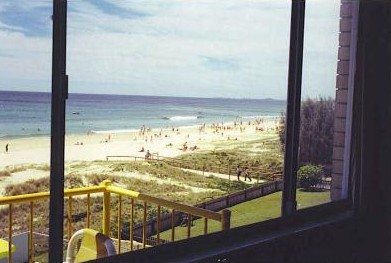 Surfers Pacific Towers - Accommodation Mooloolaba