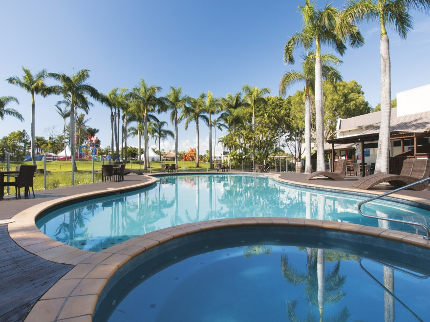 Oaks Oasis - Accommodation Mooloolaba