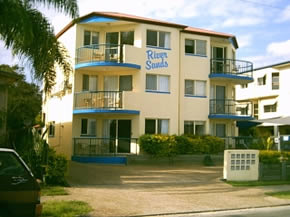 River Sands Holiday Apartments - Accommodation Mooloolaba