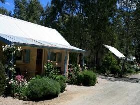 Riesling Trail Cottages - Accommodation Mooloolaba