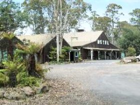 Derwent Bridge Wilderness Hotel - Accommodation Mooloolaba