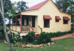 Mango Hill Cottages Bed and Breakfast - Accommodation Mooloolaba