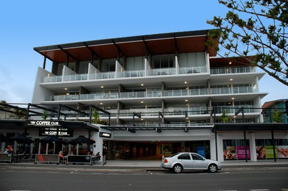 Echelon Apartments Yeppoon - Accommodation Mooloolaba