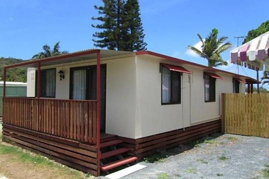 BIG4 Capricorn Palms Holiday Village - Accommodation Mooloolaba