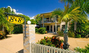 While Away Bed and Breakfast - Accommodation Mooloolaba