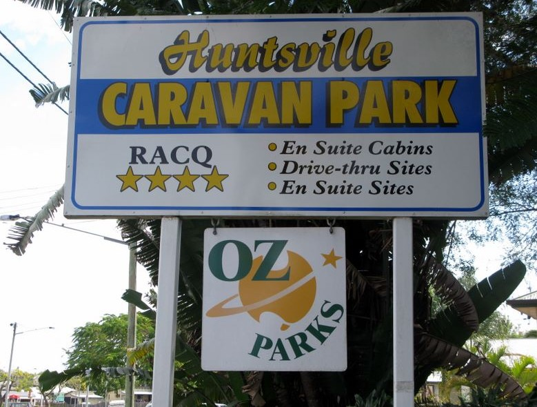 Huntsville Caravan Park - Accommodation Mooloolaba