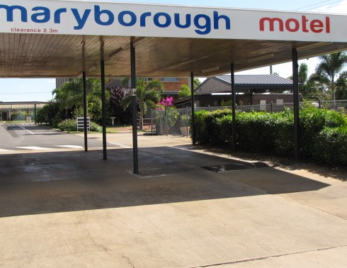 Maryborough Motel and Conference Centre - Accommodation Mooloolaba