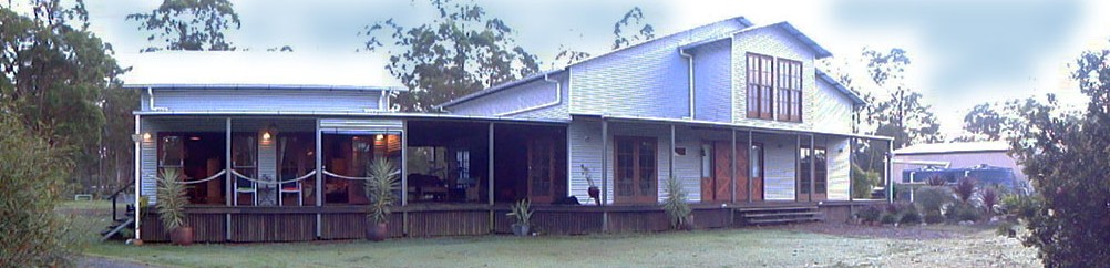 Tin Peaks Bed and Breakfast - Accommodation Mooloolaba