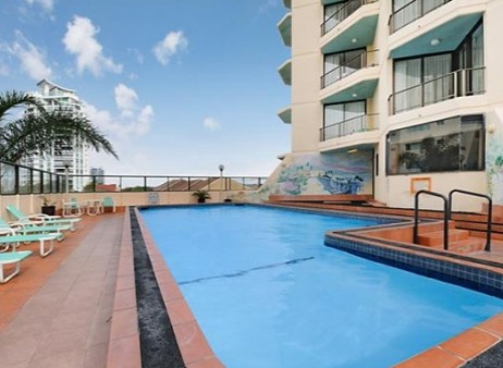 Sandy Point Beach Resort - Accommodation Mooloolaba