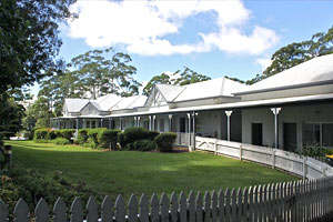 Woodleigh Homestead Bed  Breakfast - Accommodation Mooloolaba