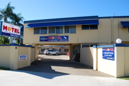 Sunburst Motel - Accommodation Mooloolaba