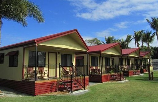 Big 4 Capricorn Palms Holiday Village - Accommodation Mooloolaba