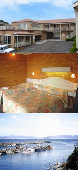 Twofold Bay Motor Inn - Accommodation Mooloolaba