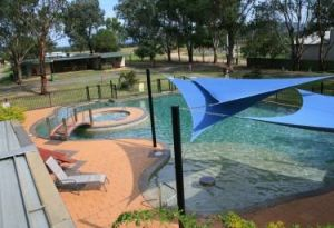 Valley Vineyard Tourist Park - Accommodation Mooloolaba