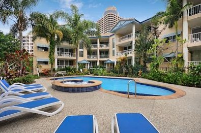 Surfers Beach Holiday Apartments - Accommodation Mooloolaba
