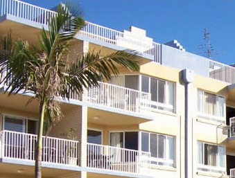 Mainsail Holiday Apartments - Accommodation Mooloolaba