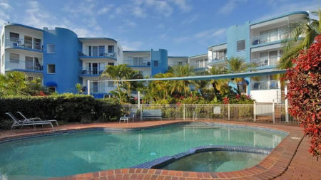 Tranquil Shores Holiday Apartments - Accommodation Mooloolaba