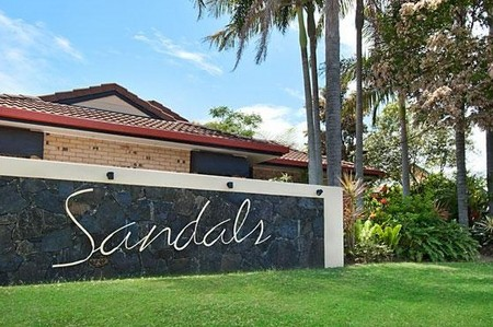 Sandals - Accommodation Mooloolaba