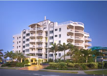 Beachside Resort kawana Waters - Accommodation Mooloolaba