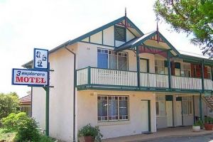 3 Explorers Motel - Accommodation Mooloolaba