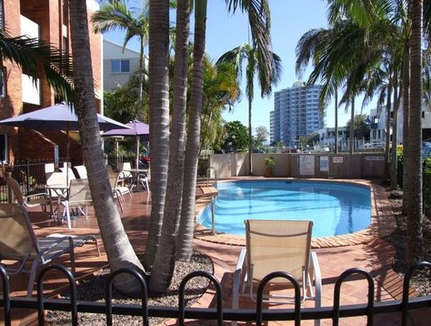 Joanne Apartments - Accommodation Mooloolaba