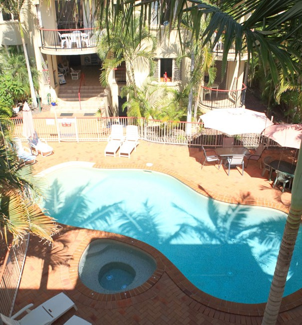 Santalina on Hervey Bay - Accommodation Mooloolaba