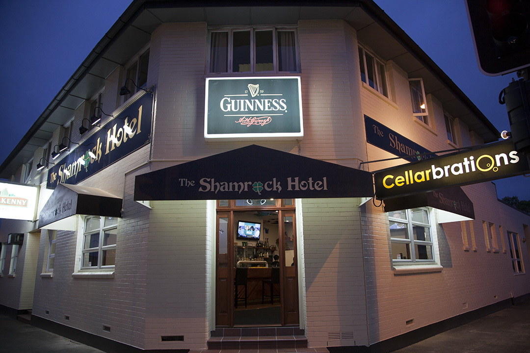 Shamrock Hotel - Accommodation Mooloolaba