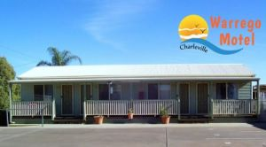 Warrego Motel - Accommodation Mooloolaba