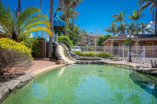 Sapphire Palms Motel - Accommodation Mooloolaba