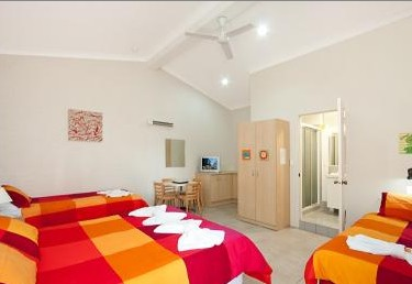Pacific Palms Motel - Accommodation Mooloolaba
