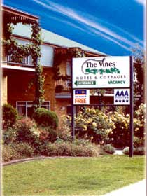 The Vines - Accommodation Mooloolaba