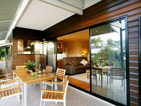 Sereno Luxury Villas - Accommodation Mooloolaba