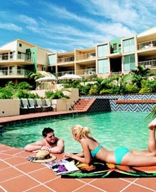 Headland Beach Resort - Accommodation Mooloolaba