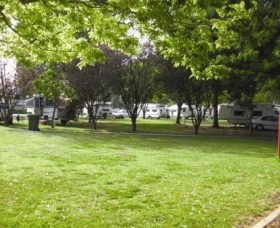 Cowra Van Park - Accommodation Mooloolaba