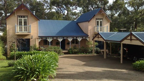 Hideaways at Red Hill - Accommodation Mooloolaba