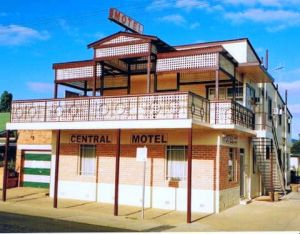Central Motel - Accommodation Mooloolaba