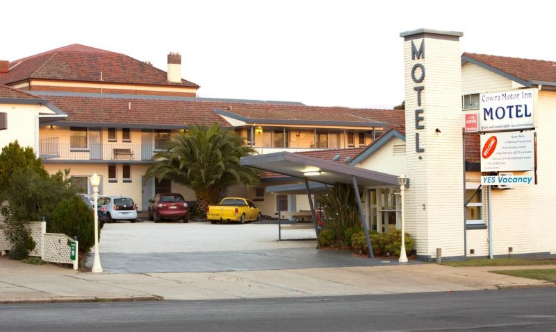Cowra Motor Inn - Accommodation Mooloolaba