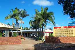 Motel Childers - Accommodation Mooloolaba