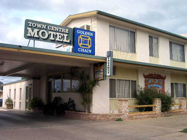 Town Centre Motel - Accommodation Mooloolaba