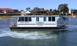 Dolphin Houseboat Holidays - Accommodation Mooloolaba